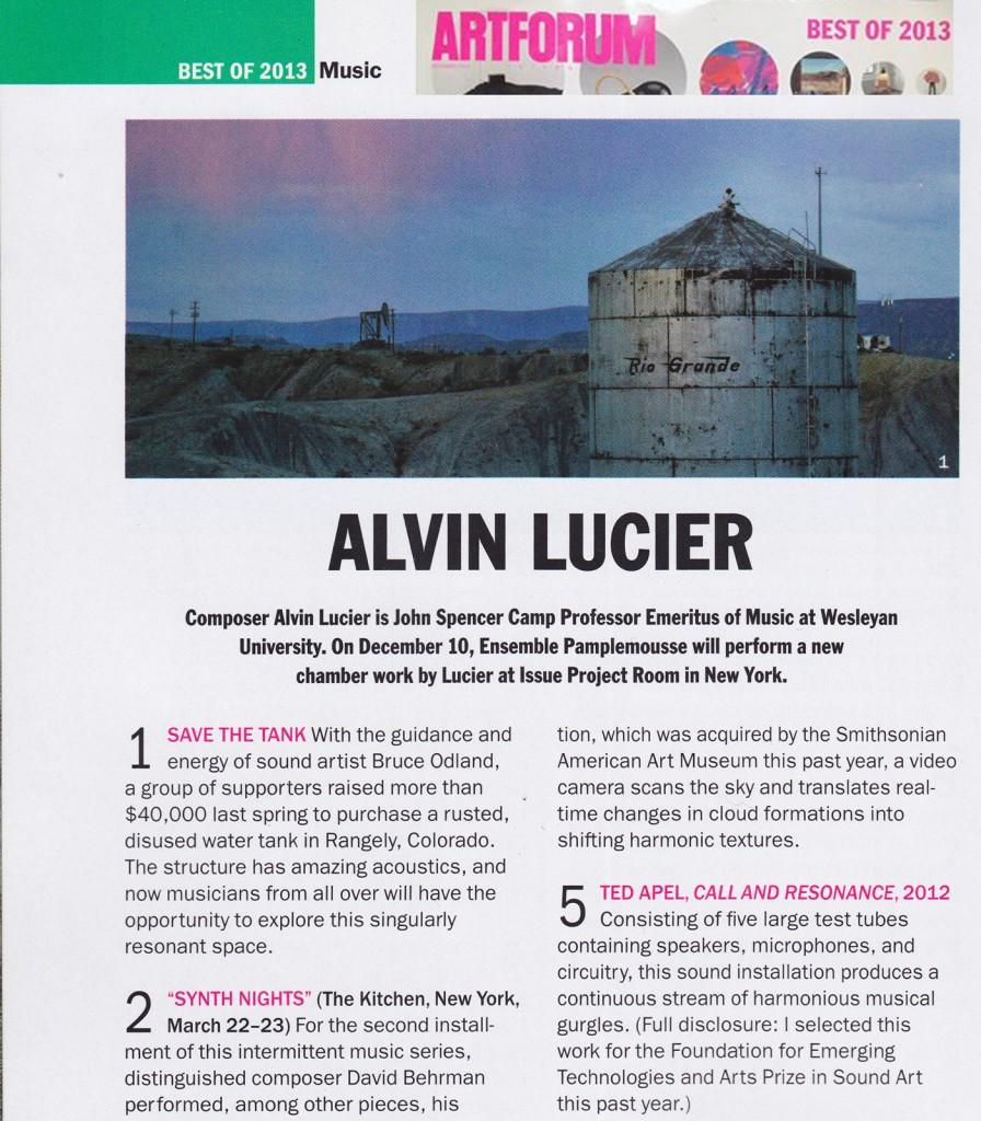 Artforum-2013-12_Tank_AlvinLucier