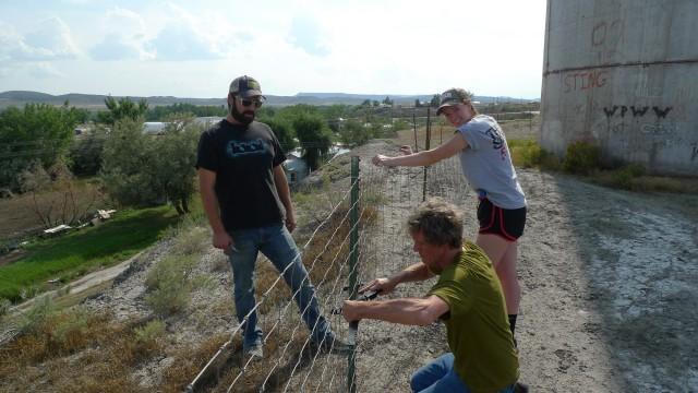 Fence Crew